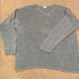 DKNY tunic sweater